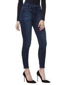 Good American Good Legs Smoothing Stretch Jeans -