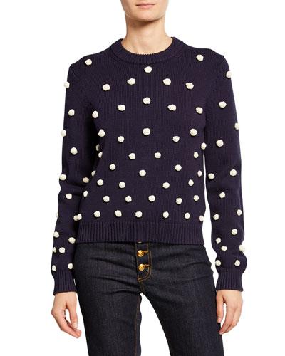 Knit Crochet Sweater