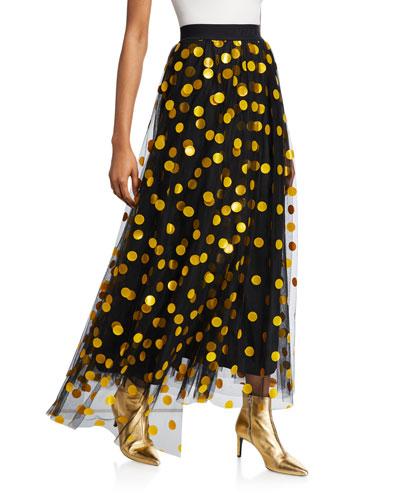 9921c6acce High Waist Banded Skirt | Neiman Marcus