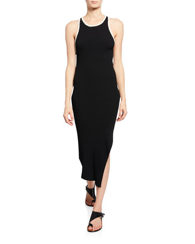 Annina Ribbed Tank Dress