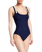 Karla Colletto Katherine Underwire One-Piece Swimsuit