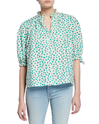 863f9f2664ba Quick Look. Rebecca Taylor · Short-Sleeve ...