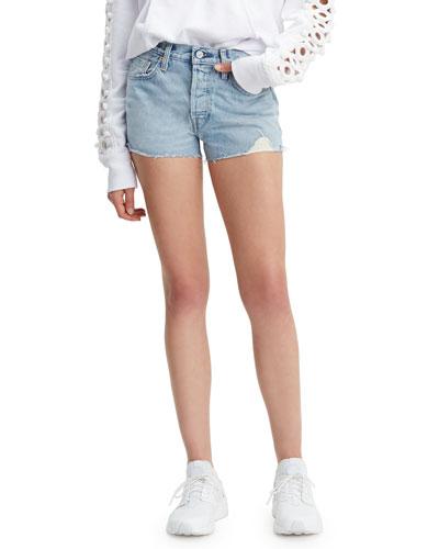 501 Cutoff Denim Shorts