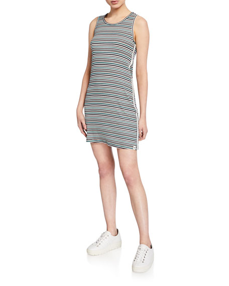 Splendid La Plage Striped Tank Dress