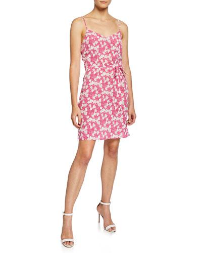 Mini Lily Slip Dress