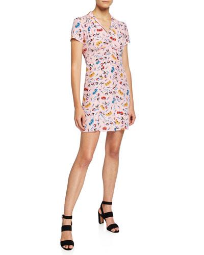 Mini Morgan Dress