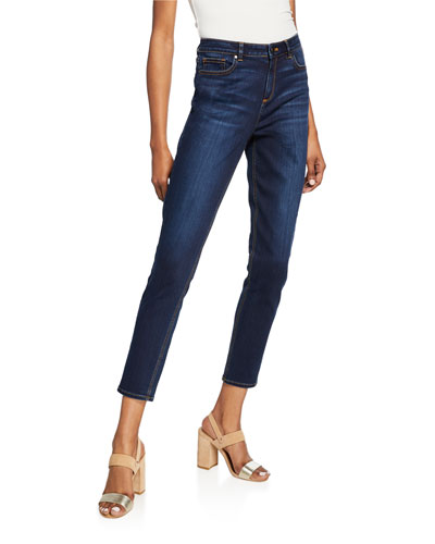 Azella Mid-Rise Skinny Jeans