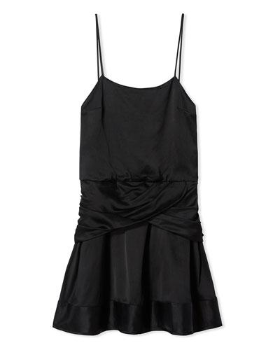 Cami Flounce Mini Dress
