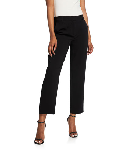 Tami Mid-Rise Straight Leg Pants