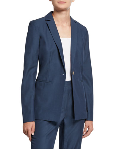 Samson Sanctuary Cloth Blazer