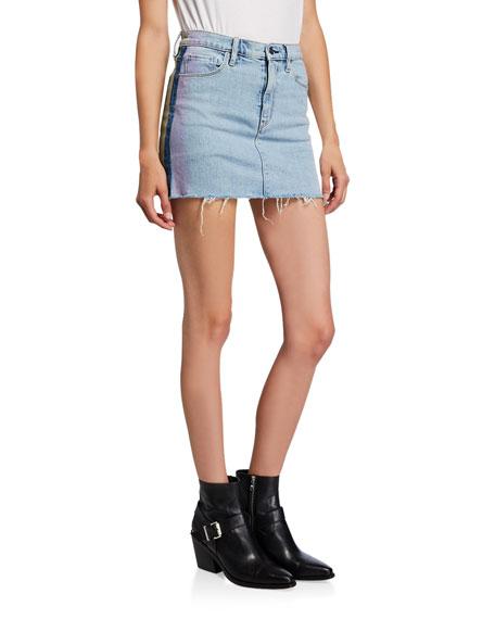 Hudson Viper Mini Skirt