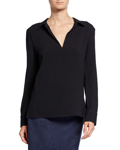 6346e80a59 Theory Womens Top | Neiman Marcus