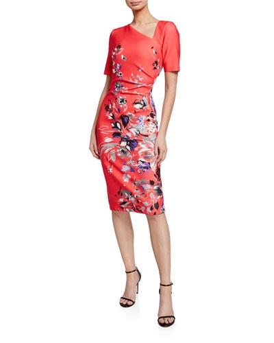 a91b6196 Spandex Scuba Dress | Neiman Marcus