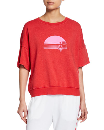O.G. Short-Sleeve Graphic Top