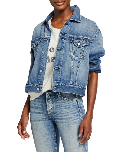 Lulu Denim Jacket