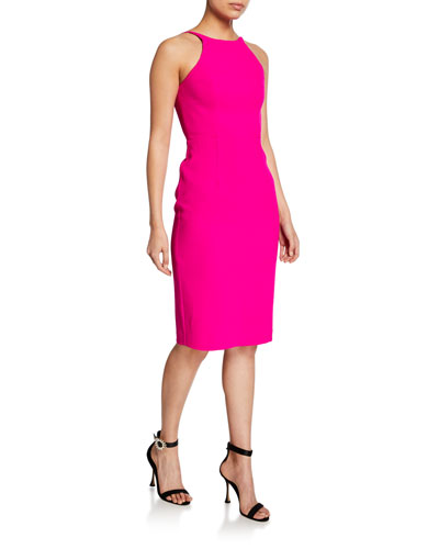 Montego Halter Sheath Dress