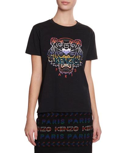 359ba2a04 Quick Look. Kenzo · Gradient Tiger Logo T-Shirt