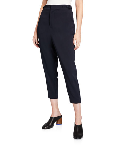 Equipment Charlyne Cropped Trousers