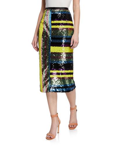 b060ce54b6 High Waist Skirt | Neiman Marcus