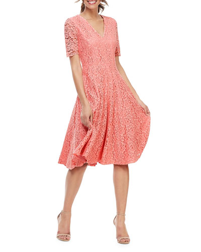 b6efbe6ad6 Lace Cocktail Dress