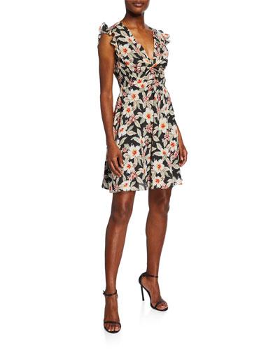 59e9917224e Rebecca Taylor Dress | Neiman Marcus