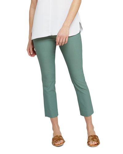 Crop Wonderstretch Pull-On Pants