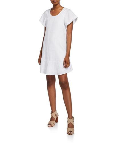 2aa412bc710 Quick Look. Joie · Carlen Scoop-Neck Linen Shift Dress
