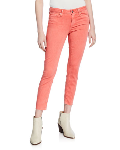 Verdugo Cropped Ankle Skinny Jeans