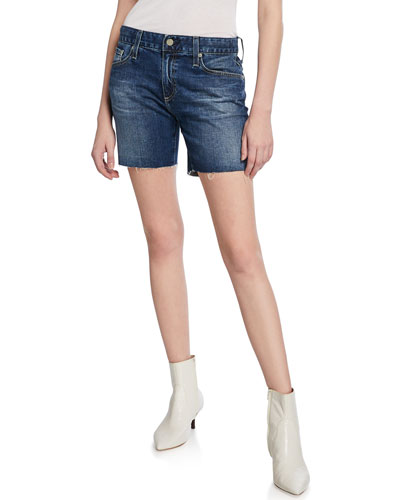 Becke Denim Shorts