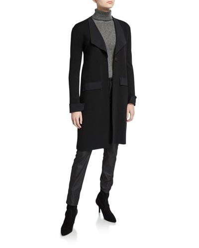 M Brady Wool Topper Jacket
