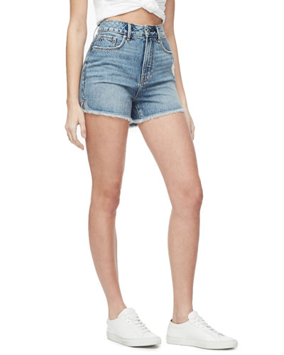 Bombshell High-Rise Shorts - Inclusive Sizing