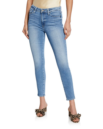 Hoxton High-Rise Ankle Skinny Jeans