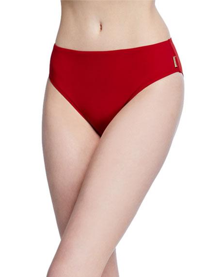 Shan Verona Solid Hipster Bikini Bottom
