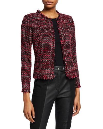 Unplugspe Tweed Jacket