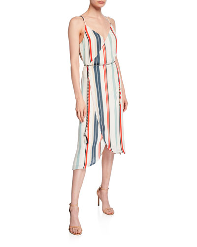 Pirelli Striped Dress