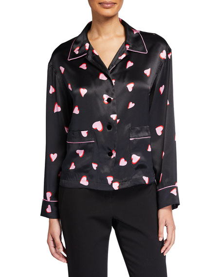 The Marc Jacobs The Pajama Shirt
