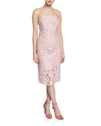 Lina Lace Cocktail Dress