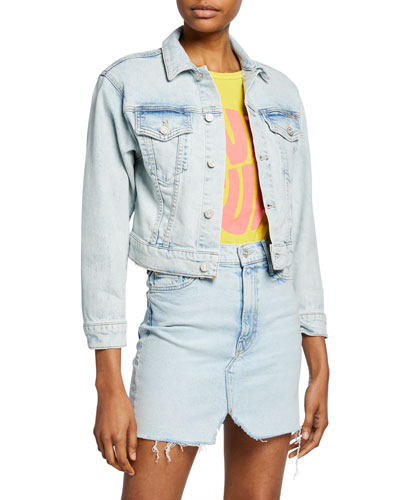 The Big Shorty Denim Jacket