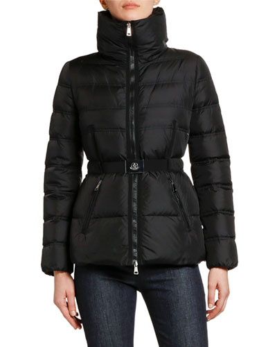 Alouette Belted Puffer Jacket