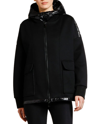 Double-Layer Puffer Jacket