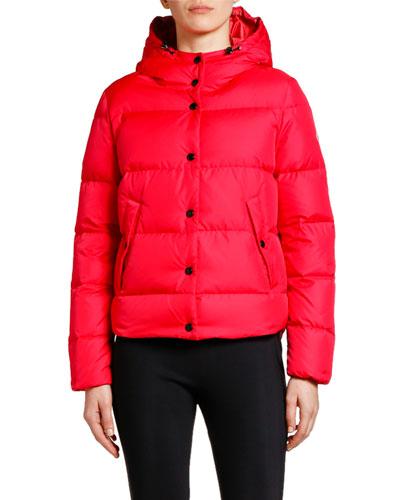Lena Hooded Puffer Jacket