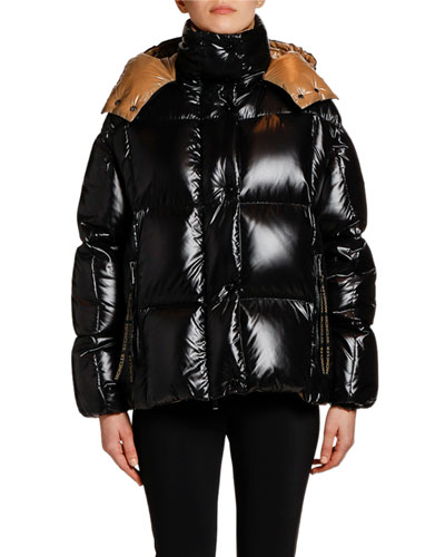 Parana Oversized Puffer Jacket