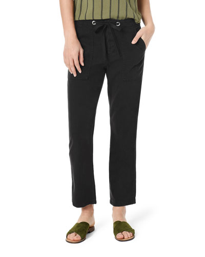 The Relaxed Ankle Pants