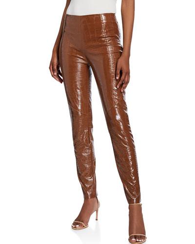 c1c2df64e262 Skinny Leather Leggings | Neiman Marcus