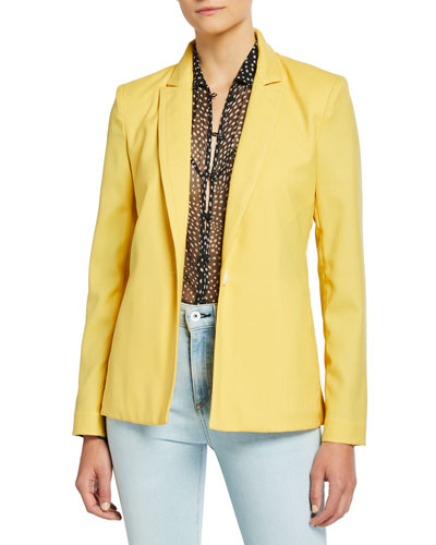 Bonnie One-Button Blazer