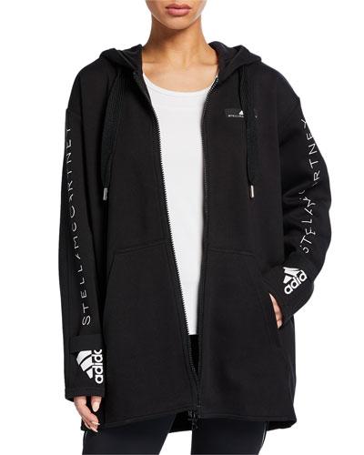 Oversized Hoodie Jacket