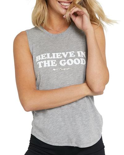 Believe Muscle Tank