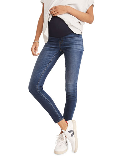Maternity Over-the-Belly Skinny Jeans