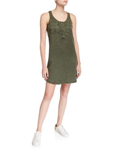 Cargo Tank Dress