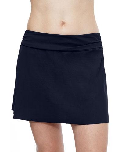 Tutti Frutti A-Line Swim Skirt